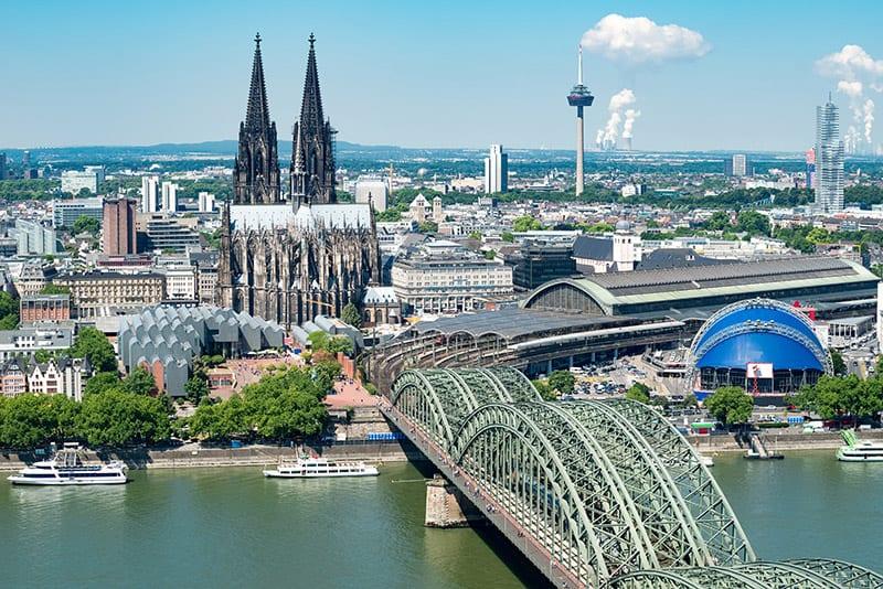 Baugrundstück in Köln und Umgebung